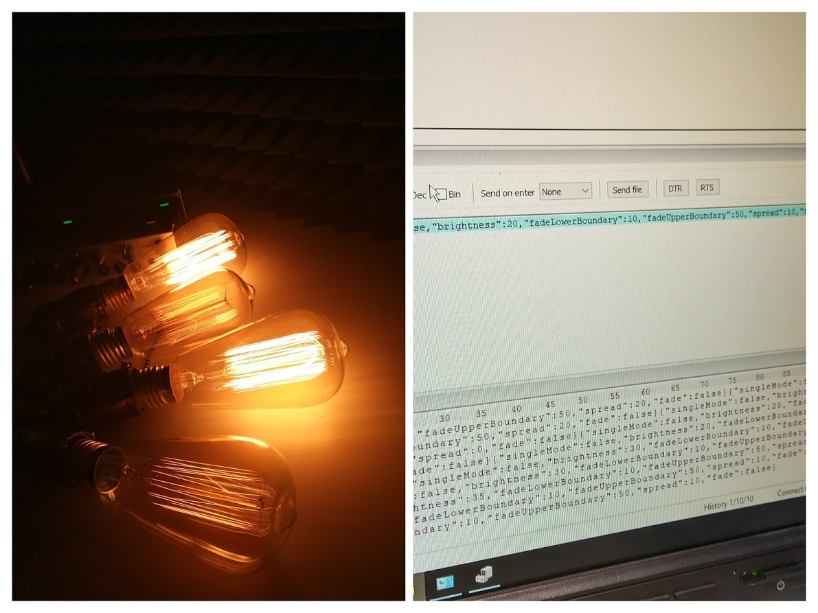 Lamps and code :-)